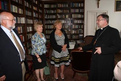 Spotkanie z ks. abp Józefem Życińskim