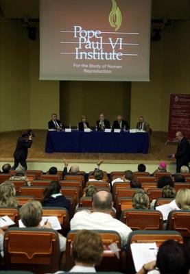 prof. Jan Oleszczuk, Sue Hilgers, prof. Thomas Hilgers, prof. Bogdan Chazan, prof. Przemysław Oszukowski