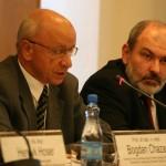 Prof. Bogdan Hazan i dr Maciej Barczentewicz