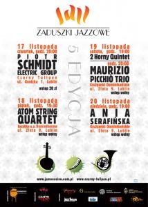 Zaduszki 2011 - plakat